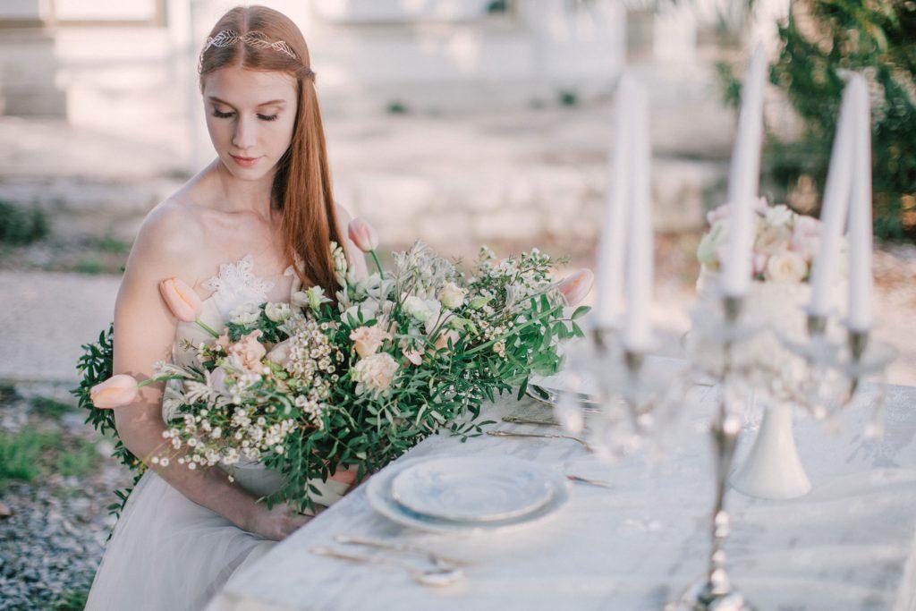 pomladni poročni aranžma