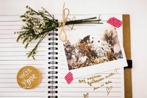 Polaroid foto kotiček poroka najem
