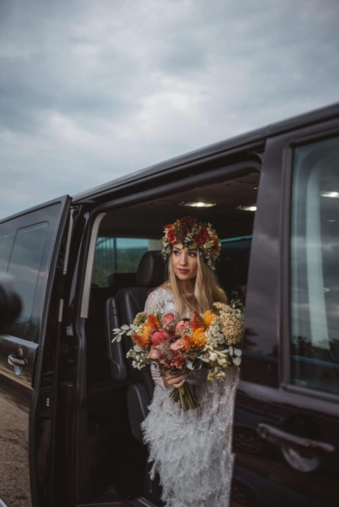 Poročni avto najem