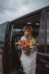 Wedding car rent