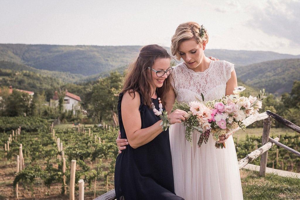 kako izbrati popoln poročni šopek